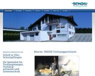 Bild Webseite  Schnürpflingen