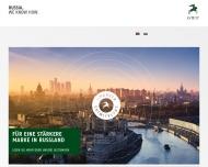 Bild Webseite OWP Ost-West-Partner Nürnberg