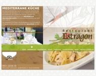 Restaurant Estragon N?rnberg - Mediterrane K?che