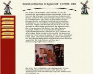 Bild Restaurant Achtern Diek GmbH