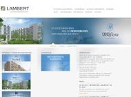 Bild Lambert Geschäftsführungs GmbH
