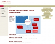 Bild ARBION IT-Services GmbH