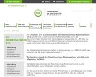 Bild Landesverband der Maschinenringe Niedersachsen e.V.