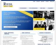Bild Riedl Personal-Service GmbH & Co.KG