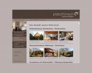 Bild Platzhirsch Wohnimmobilien GmbH