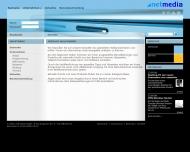 Bild Webseite Netmedia Ges für innovative Netzdienste Berlin