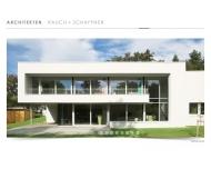 Bild Webseite Architekten Rauch + Schaffner München