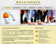 Hausverwaltung Archivierung Zwangsverwaltung - Archimedes Dresden