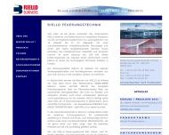 Bild Webseite RIELLO - Feuerungstechnik Köln Köln