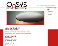 Bild OASYS GmbH Optics and Systems