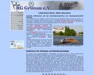 Bild Webseite Ruder-Gemeinschaft Grünau Berlin