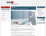 Die RSU Verfahren zur Prognose und Bewertung von Kreditrisiken