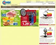Bild Webseite Combi München