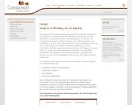 Website Conpanion Verwaltung