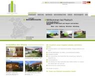 Bild Webseite Poetsch Immobilien München