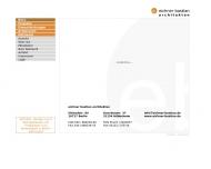 Bild Webseite Marc Eichner und Patrick Bastian - Architekten - Berlin