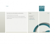 Bild Webseite ASA Arbeitsgruppe Stadt-Planung + Architektur Berlin