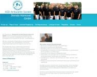 Bild ASD Ambulante Soziale Dienste Hannover Gesellschaft mit beschränkter Haftung