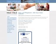 Bild ASH Haus Vitalis Lokstedt GmbH