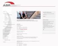 Bild Webseite ASR Verwaltungs Köln