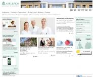 Bild Asklepios Kliniken Hamburg GmbH