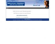 Website Wacker + Döbler Vertriebsgesellschaft