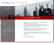 Bild Webseite Corporate Consult F.L. Unternehmensberatung Frankfurt