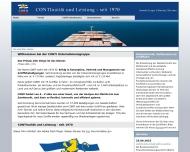 Bild Webseite CONTI 1. Schiffsbeteiligungs München