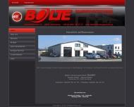 Bild Webseite Bolte Fahrzeugtechnik Ascheberg