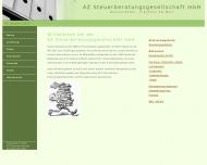 Bild AZ - STEUERBERATUNGS-GESELLSCHAFT MBH