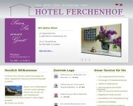 Bild Webseite Charlotte Bader München