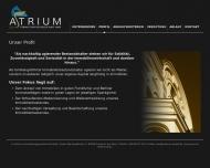 Website ASTRIUM Verwaltungsgesellschaft
