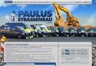 Bild Paulus Straßenbau GmbH