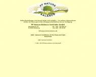 Bild PP - Nature Balance Vertriebs gmbH