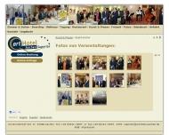 Bild Webseite Art Hotel Superior Aachen