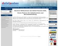 Bild Webseite BSA Betriebs- und Schiffsausrüster Hamburg Hamburg
