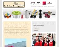 Bild Kochshop Solingen GmbH