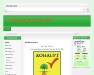 Bild Kohaupt Agrarhandel GmbH & Co. KG