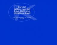 Bild Kobs Stahl- und Metallbau GmbH