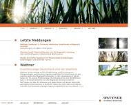 Bild Wattner SunAsset Solarkraftwerk 007 GmbH & Co. KG