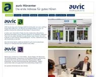 Bild auric Hör- und Tinnitus-Zentrum Düsseldorf GmbH & Co. KG