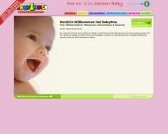 Bild Webseite BabyOne Oberhausen Oberhausen