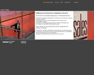 Bild Webseite Business Integrations Services München