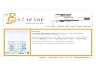 Bild Bachmann Wohnungsbau GmbH