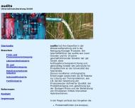 Bild Webseite audita Unternehmensberatung München