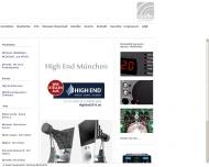 Bild Webseite Audio Composer Trading Hamburg