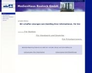 Bild mhr.de MedienHaus Rostock GmbH