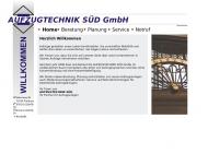 Bild Aufzugtechnik Süd GmbH