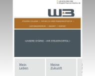 Bild Webseite  Bobingen