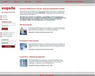 Bild Webseite  Neusäß